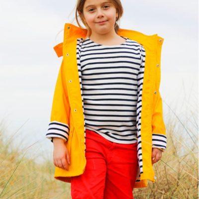 Ciré impérméable enfant sable et mer Cot' & Bord de mer