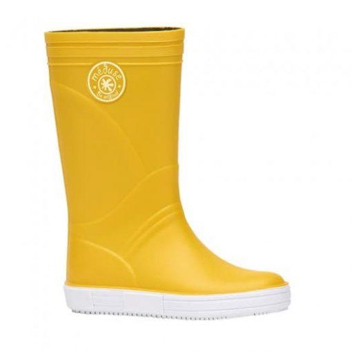 botte de pluie homme femme enfant jaune