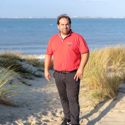 Polo manches courtes homme Yachting club